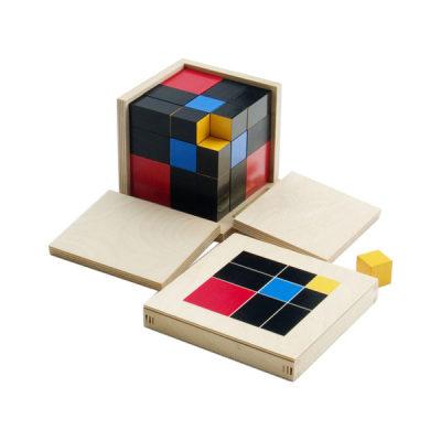 三项式立方体