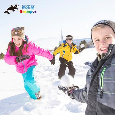 台湾格乐普打雪仗