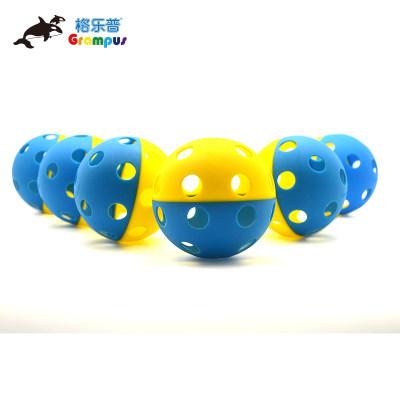 台湾格乐普双色孔球