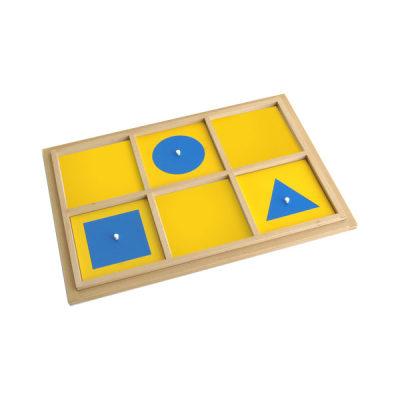 几何图形柜展示盘