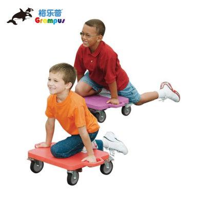 台湾格乐普滑板车越野滑板车