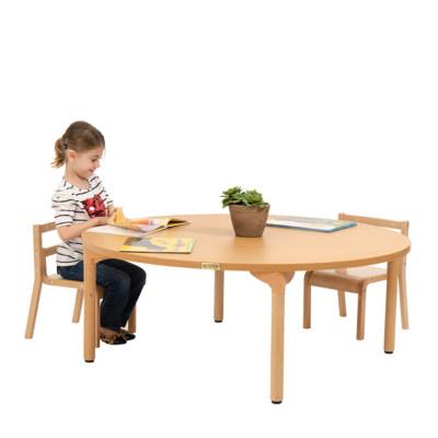 圆形桌(1214*510)