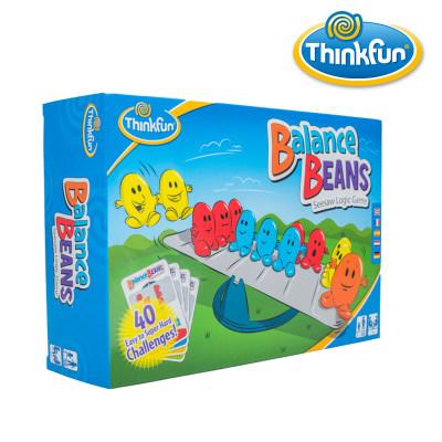 Thinkfun豆你玩儿童益智玩具STEM玩具培养逻辑思维男孩女孩生日礼物3岁+
