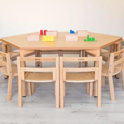梯形桌(763/1524*660)