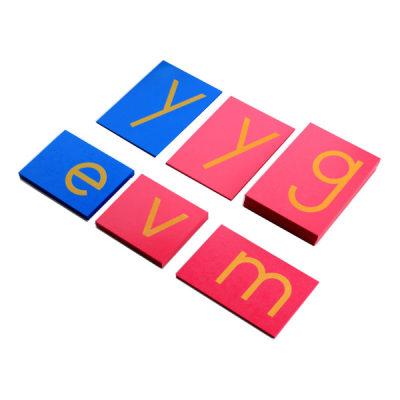 英语砂子字母板