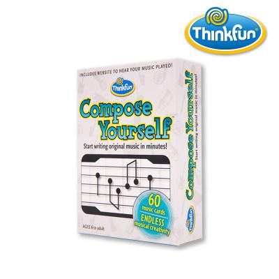 Thinkfun 儿童益智玩具男孩6-8-10岁 STEM音乐玩具作曲大师男孩女孩儿童玩具音乐启蒙