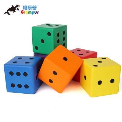 台湾格乐普PU大骰子