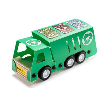 Red Tool Box 垃圾车