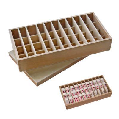 印刷字母盒
