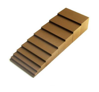 棕色楼梯(咖啡实色)