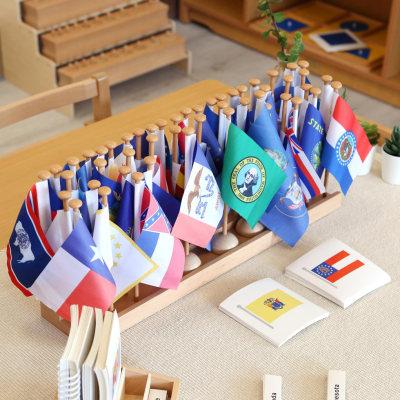 美国洲旗套装