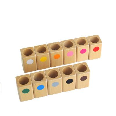 11色笔筒