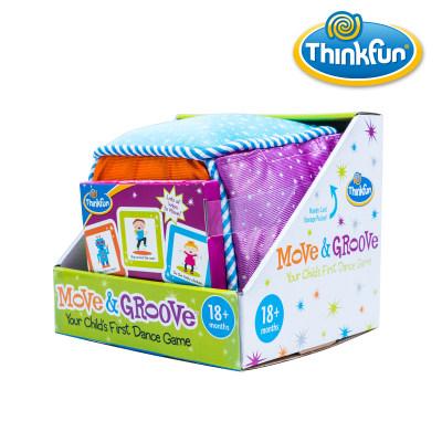 hinkfun扭来扭趣儿童益智玩具STEM玩具培养逻辑思维男孩女孩生日礼物1岁+