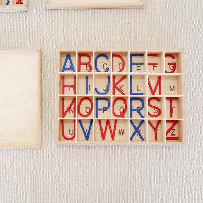 小号活动字母盒(大写字母)