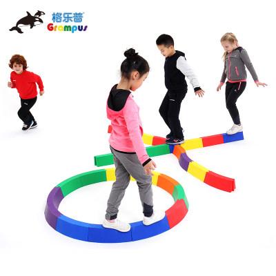 8字平衡木/平衡木/感统训练/早教器材/平衡走练习