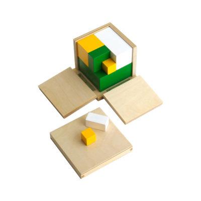 二倍数立方体