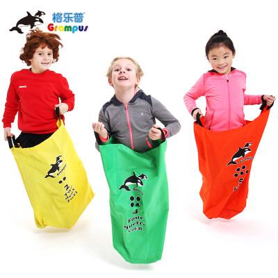 格乐普高品质跳跳袋|国际学校接力跳跳类玩具6色装