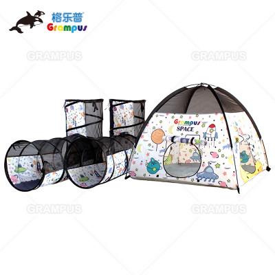 台湾格乐普帐篷太空舱隧道