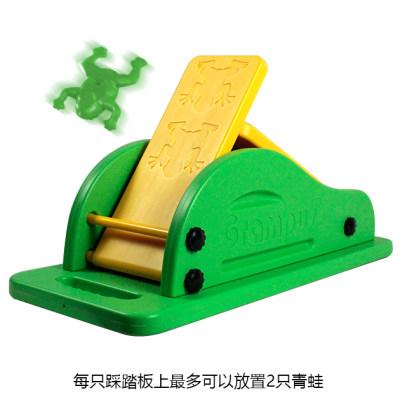 台湾格乐普青蛙跳荷叶