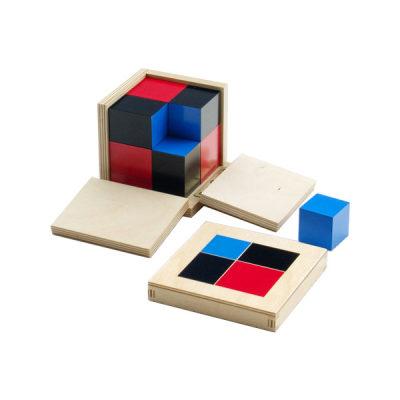 二项式立方体