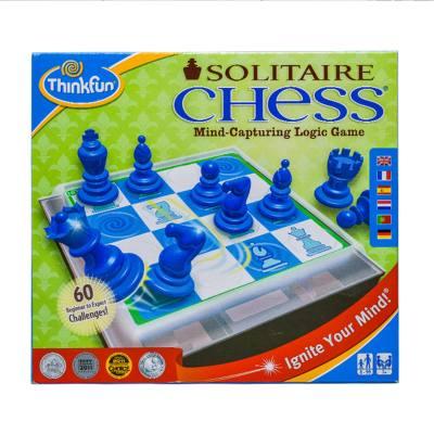 Thinkfun 儿童益智玩具6-8-12岁 单人国际象棋早教男孩女孩儿童宝宝玩具