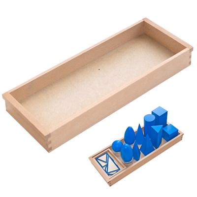 立体几何积木托盘