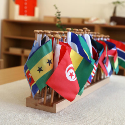 非洲国旗套装