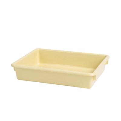 (米色)小塑料收纳盒